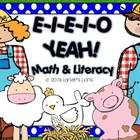E-I-E-I-O-Yeah! Math & Literacy Farm Pack