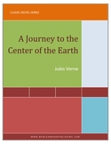 E-novel: A Journey to the Center of the Earth