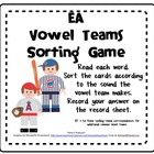 EA Vowel Teams