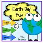 EARTH DAY Fluency Center: Sentence Shuffle Trio