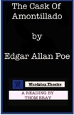 EDGAR ALLAN POE--The Cask of Amontillado--A Reading