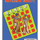 Ancient Egypt Bingo Game