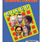 Famous People Bingo Game