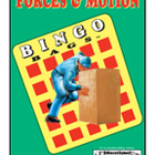 Forces and Motion Bingo Game
