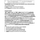 ELA *New* Regents Writing Templates, Handouts, Practice