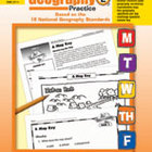 Daily Geography Practice: Grade 2 (Enhanced eBook)