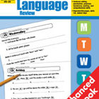 Daily Language Review: Grade 2 (Enhanced eBook)