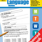 Daily Language Review: Grade 3 (Enhanced eBook)