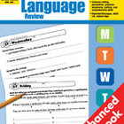 Daily Language Review: Grade 4 (Enhanced eBook)
