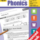 Daily Phonics, Grade 1 (Enhanced eBook)