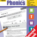 Daily Phonics, Grade 2 (Enhanced eBook)