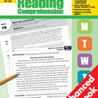 Daily Reading Comprehension, Grade 3 (Enhanced eBook)