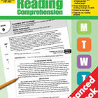 Daily Reading Comprehension, Grade 5 (Enhanced eBook)