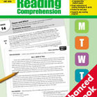 Daily Reading Comprehension, Grade 6+ (Enhanced eBook)