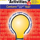 Hands-On Thinking Activities-Centers Through the Year, Gra