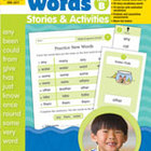 High-Frequency Words: Stories and Activities, Level B (Enh