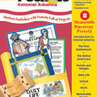 History Pockets, Grades 4-6, Colonial America (Enhanced eBook)