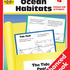 Ocean Habitats (Enhanced eBook)
