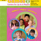 Phonics Games: Level A (Enhanced eBook)