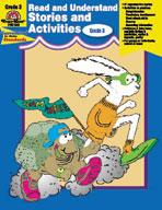 Read and Understand Stories and Activities, Grade 3 (Enhan
