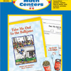 Take It to Your Seat Math Centers, Grades 4-6 (Enhanced eBook)