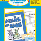 Take It to Your Seat Vocabulary Centers, Grades (Enhanced eBook)
