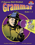 Grammar Grades 1-2 (Enhanced eBook)