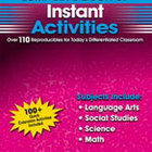 Millikens Complete Book of Instant Activities Grade 3 (Enh