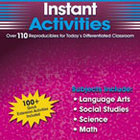 Millikens Complete Book of Instant Activities Grade 4 (Enh