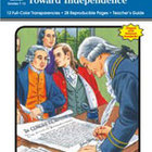The Colonies Move Toward Independence (Enhanced eBook)