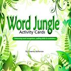 ENGLISH: Spelling and Vocabulary; Word Jungle Activity Pac