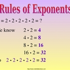 EXPONENTS WITH MULTIPLICATION a Powerpoint Presentation