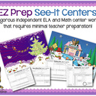 EZ Prep See-it Centers - Winter Fun