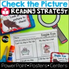 Eagle Eye Reading Strategy: Lesson Plan, PowerPoint, Reade
