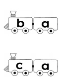 Early Blending Two Letter Sounds - Vowel -a
