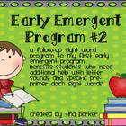 Early Emergent #2 (Sight Word Mini Books)
