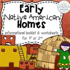 Early Native American Homes (Informational Booklet and Ext