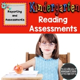Early Reading Benchmark Assessments and Checklist Packet