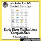Early River Civilizations Unit Plans and Materials UPDATED!