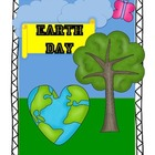 Earth Day - April - Centers or Classwork! FREE