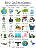 Earth Day Free Bingo