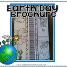 Earth Day Brochure