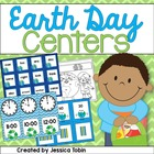 Earth Day Centers {5 E.L.A. and 5 Math}