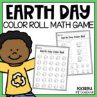Earth Day Color Roll Game