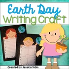 Earth Day Craftivity and Writing Unit
