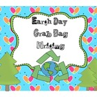 Earth Day Journal Jar/ Grab Bag Writing Activity