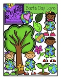 Earth Day Love {Creative Clips Digital Clipart}