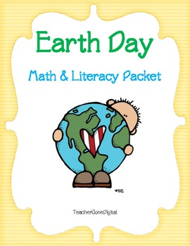 Earth Day Math & Literacy Activities