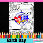 Earth Day Poster Activity