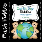 Earth Day Riddles -- Addition & Subtraction